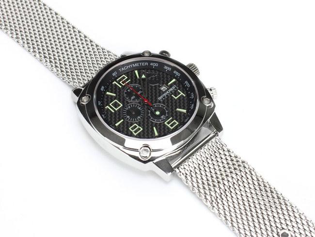 Ravencrest Tactical R2 carbon fiber watch