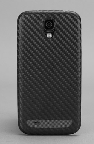 Carbon fiber case for Samsung Galaxy S4