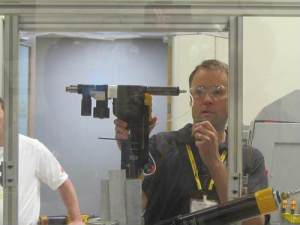 Sandvik Coromant composites machining course