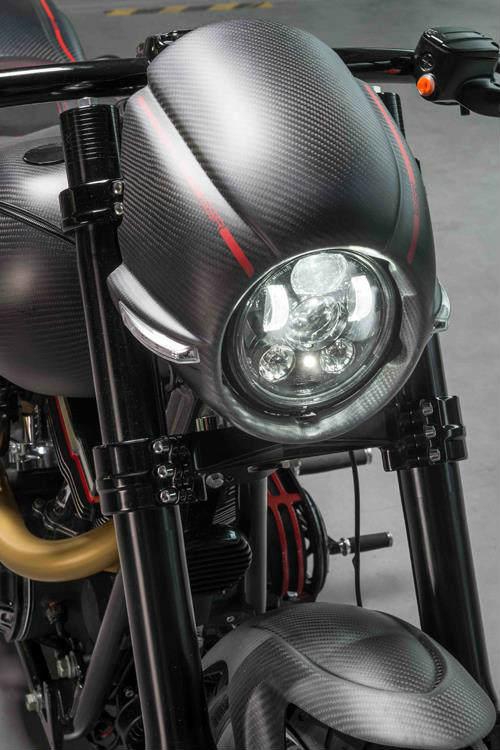 Harley-Davidson Super Sport Roadster