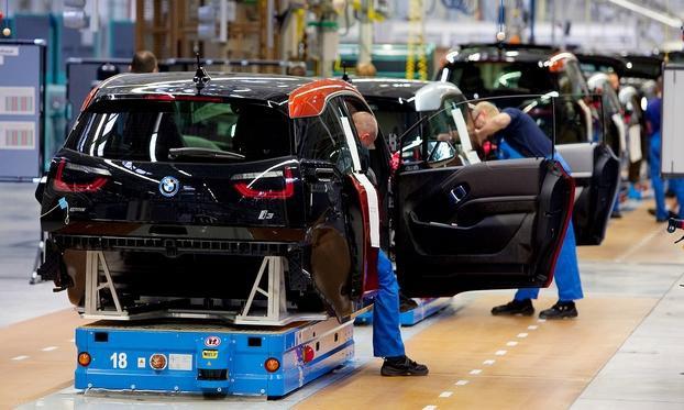 BMW i3 Electric City Car