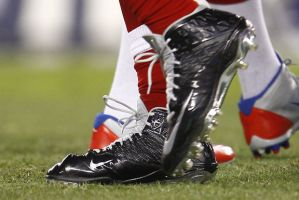 Close-up cleats