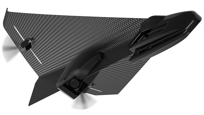 Carbon Flyer Flight