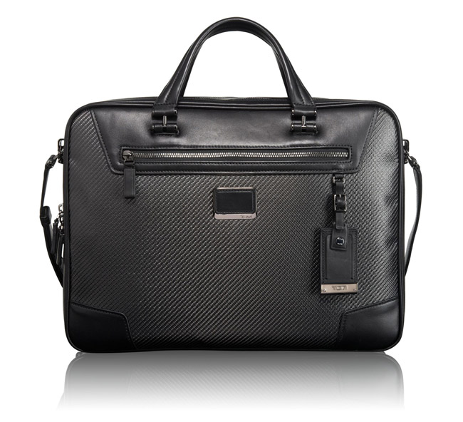 Tumi CFX Marina Medium Carbon Fiber Brief