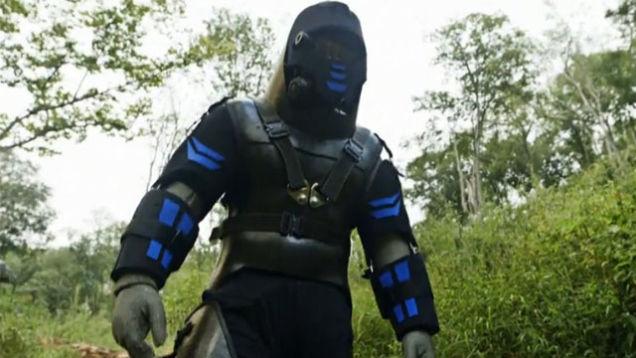 Carbon Fiber Suit