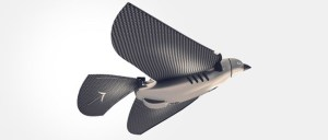 Bionic Bird's the Word with this App-Driven Drone, Built by Carbon Fiber