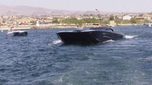 ZR48 Rolling on Water