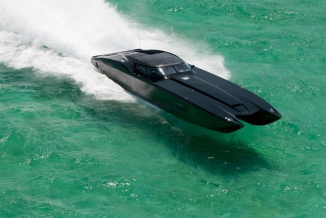 ZR48 Rolling on Water