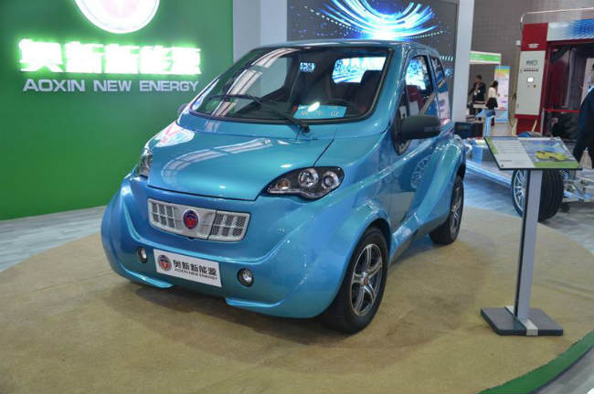 carbon fiber electric car