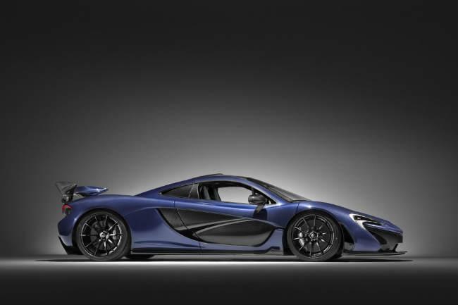 McLaren CF