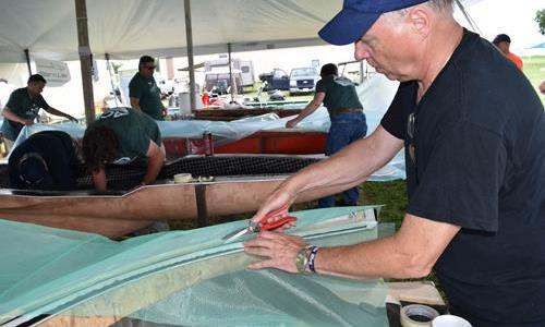 Oshkosh's AirVenture 2016 included a big infusion event