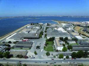 SGL Group unveils carbon fiber precursor line in Portugal