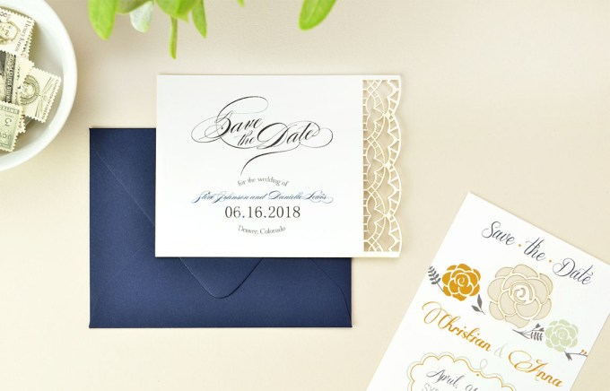 Save The Date Invitations Ideas | Dulahotw.co