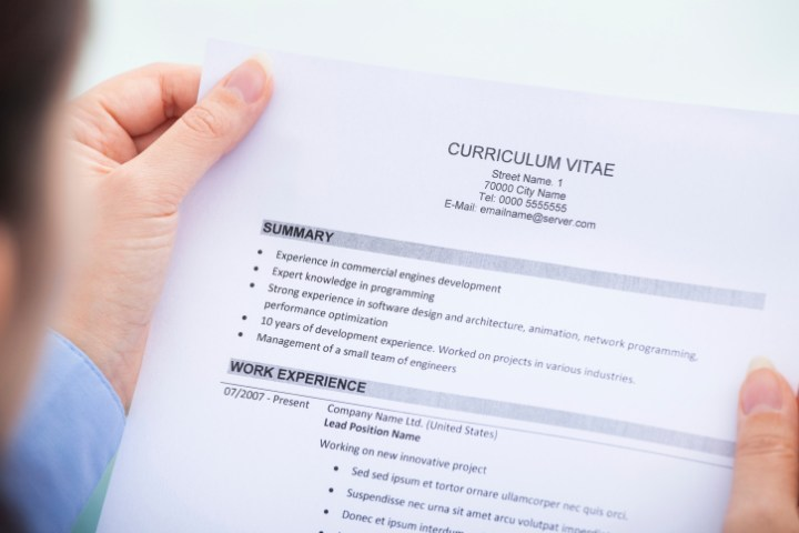 9 Essential Tips to Develop Your C Level CV   Career Intelligence Blog   Resume