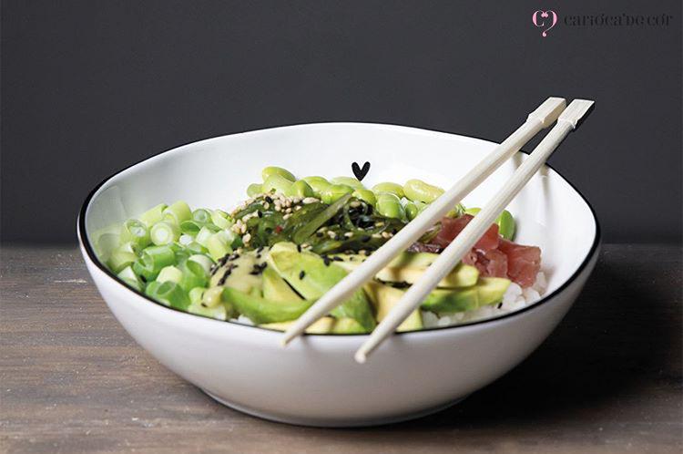 prato de sopa ou salada bastion