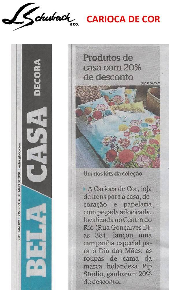 reportagem sobre carioca de cor