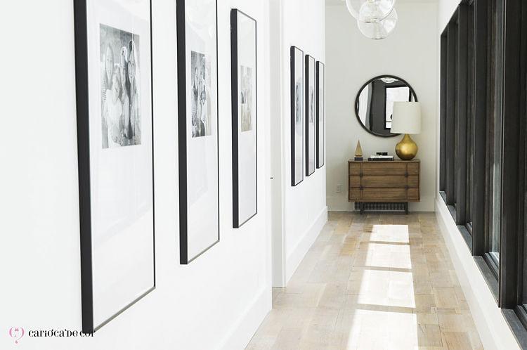 quadros de decoração para corredor
