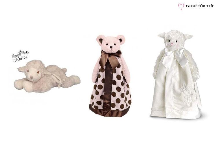 ursos musicais para crianças