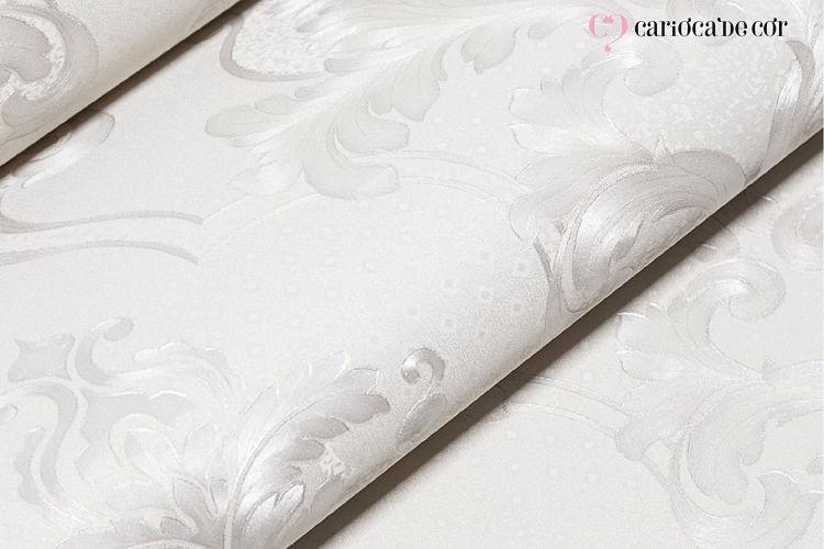 papel de parede vinílico