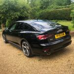In Review Audi A5 Sportback 35 Tfsi Black Edition S Tronic Petrol Auto Carlease Uk