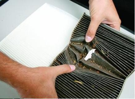 trocar filtros ar condicionado
