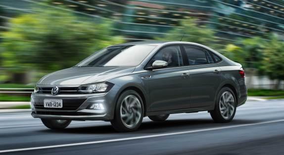Virtus, o novo sedã da Volkswagen