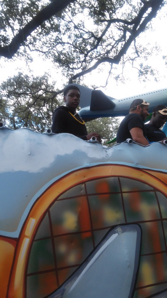 No masking in Orleans Parish parade