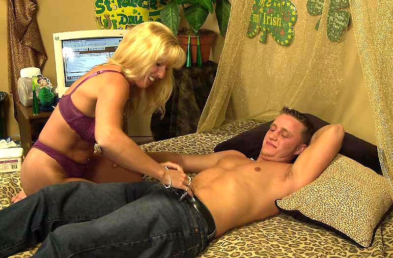 Consider, carol cox taking a boys virginity