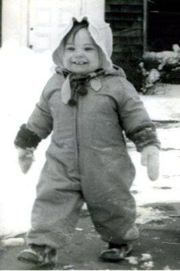 Carol in 1946