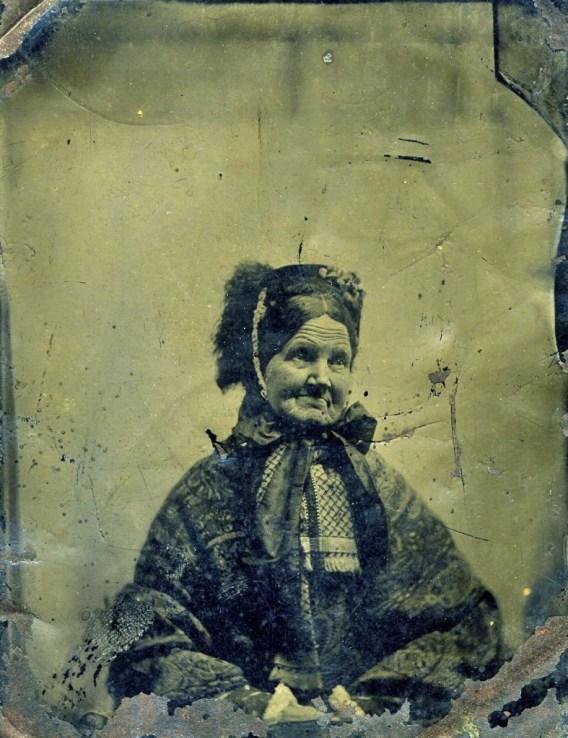 Mary Hall, 1790 - 1871