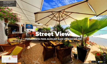 Street View: veja como o tour virtual auxilia as suas vendas online
