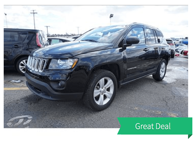 Jeep Compass Boston MA