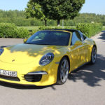 Tracking the Evolution of the Porsche 911