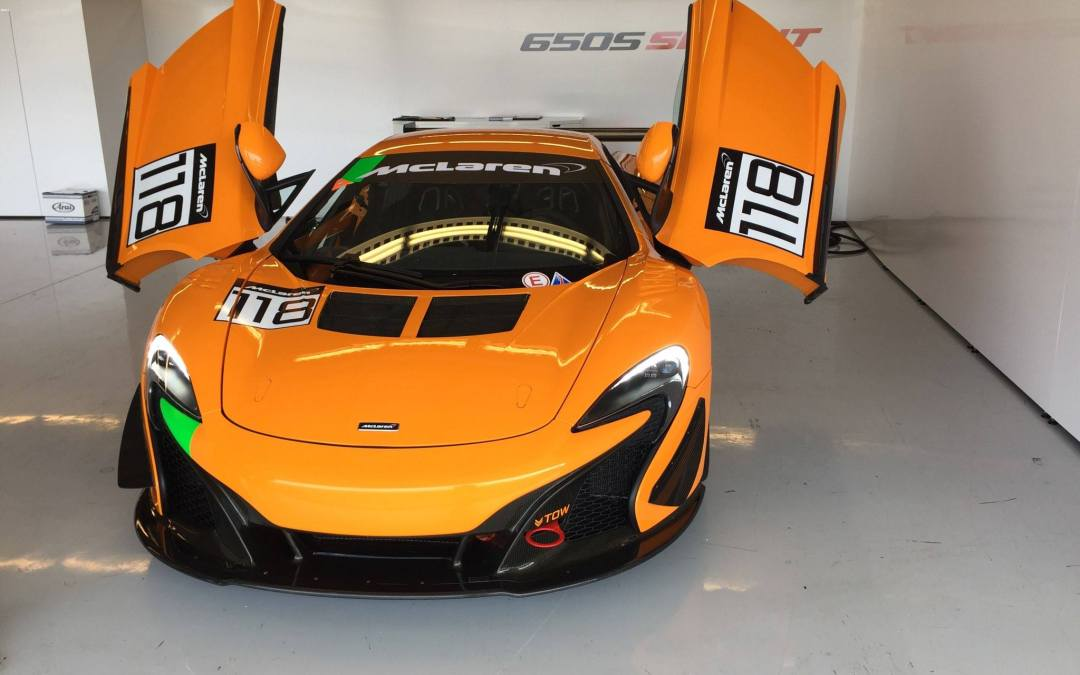CarStories: The Pure McLaren Driving Experience