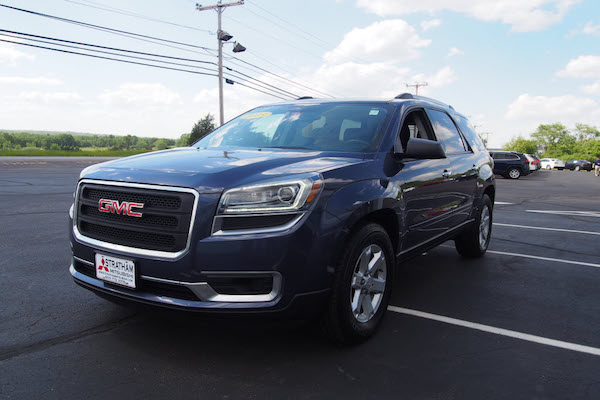 The Evolution of… the GMC Acadia