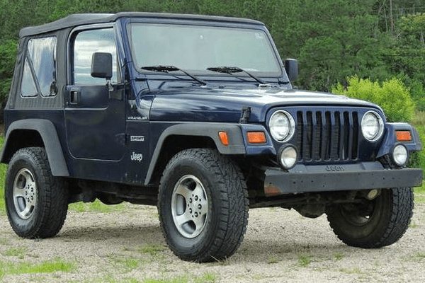 The Evolution of … the Jeep Wrangler