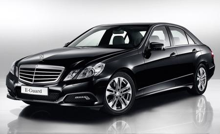The Mercedes E-Class: Luxury Defined