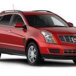 Ride In Style with the Cadillac SRX
