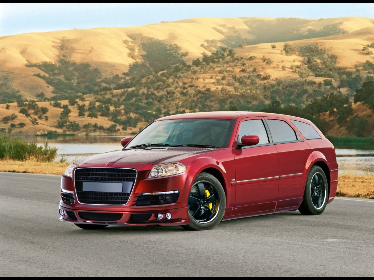 Throwback Thursday: Dodge Magnum, the Muscle Wagon