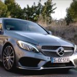 Get into your Mercedes-Benz C-Class and Roar