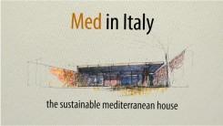 immagine del logo di med in italy, architettura sostenibile
