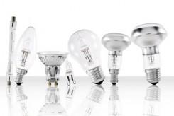 Vari tipi di lampadine