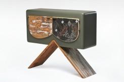 Pupazzo 11 realizzato da La Quercia 21 con materiali riciclati