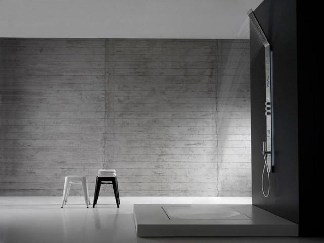 Il box doccia Obliqua by Zazzeri
