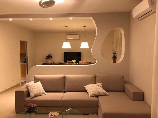 parete divisoria realizzata in cartongesso Gooxos da cartongessodesign.it