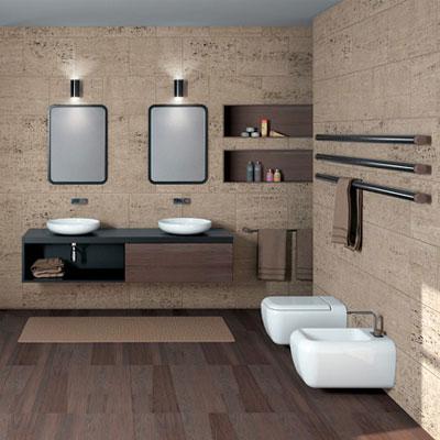 Dimensioni e ingombri dei sanitari nella progettazione del - Quanto costano i sanitari del bagno ...