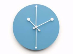 orologi da parete Dotty di Alessi