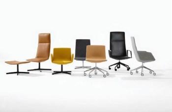 sedie da ufficio ergonomiche corretta postura Sedie da ufficio Arper