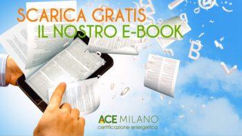 APE certificazione energetica Milano Monza sopralluogo