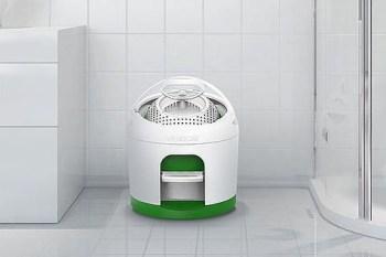lavatrice portatile a pedale ecologica Drumi